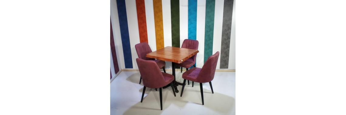 Kafe Sandalye Masa